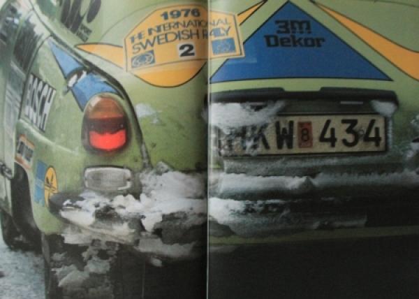 "Völker ""Das grosse Buch vom Rallye Sport"" Rallyesport-Historie 1979 2"