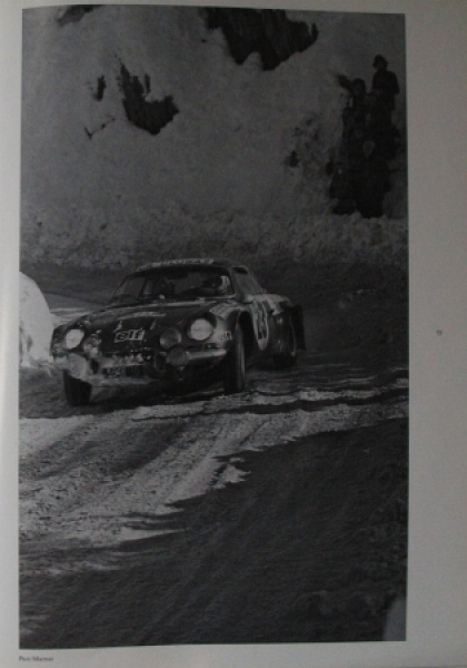 "Völker ""Das grosse Buch vom Rallye Sport"" Rallyesport-Historie 1979 3"