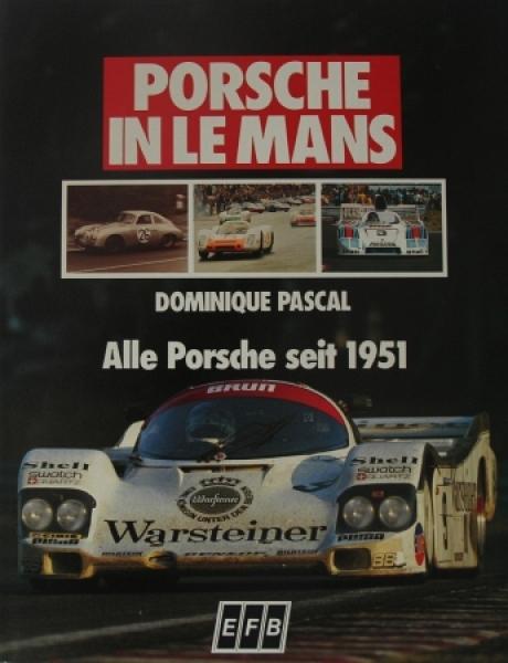 "Pascal ""Porsche in Le Mans"" Porsche-Rennsporthistorie 1983 0"