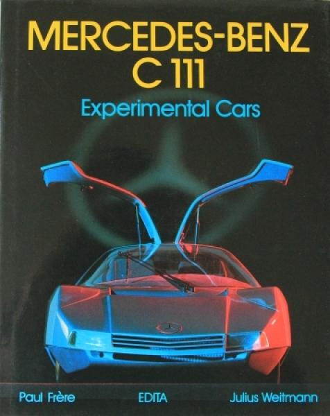 "Frere ""Mercedes-Benz C 111"" Fahrzeug-Historie 1981"