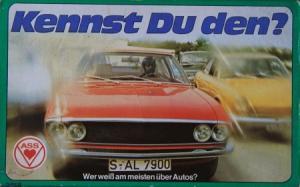 """Altenburger """"Kennst Du den?"""" Kartenspiel in Originalbox 1974"""