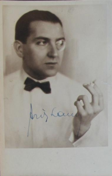 Fritz Lang original signierte Autogrammkarte 1930