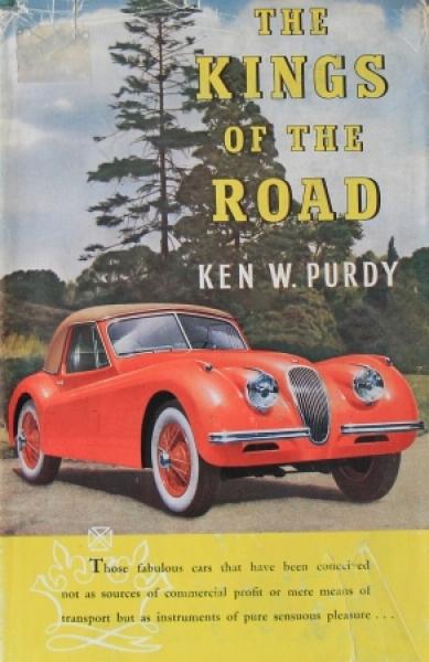 "Purdy ""The kings of he road"" Fahrzeughistorie 1955"