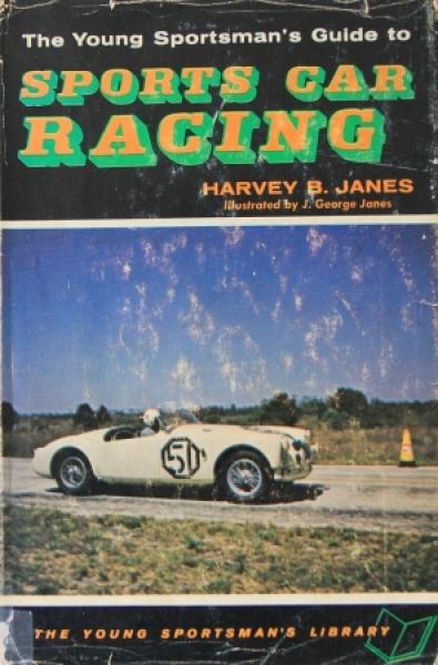 "Janes ""Sports car racing"" Motorrennsport 1962"
