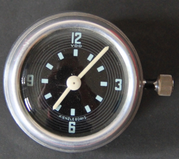 Volkswagen Kienzle Spiegel-Autouhr 1956 0
