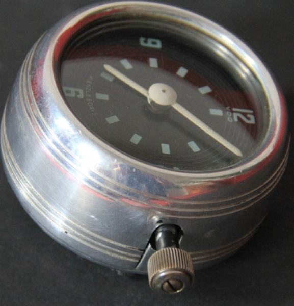 Volkswagen Kienzle Spiegel-Autouhr 1956 1