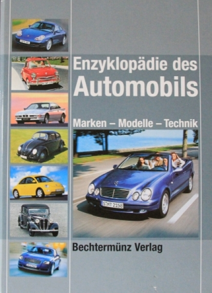 "Agostini ""Enzyklopädie des Automobils"" Fahrzeug-Historie 1999"
