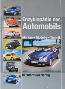 """Agostini """"Enzyklopädie des Automobils"""" Fahrzeug-Lexikon 1999"""