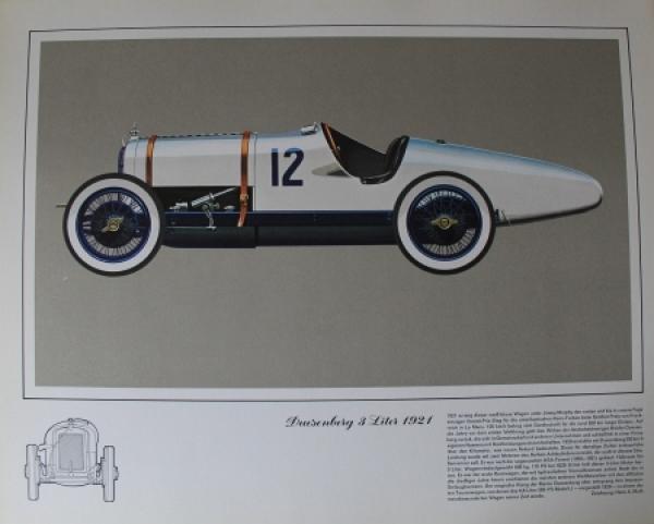 """Muth """"Grand Prix Rennwagen 1921-1939"""" Motorsport-Historie 1963 1"""