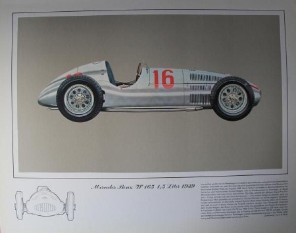 """Muth """"Grand Prix Rennwagen 1921-1939"""" Motorsport-Historie 1963 3"""