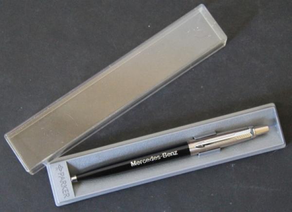Mercedes-Benz Parker Kugelschreiber 1970 in Originalbox