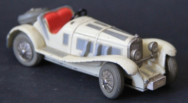 Schuco Mercedes SSK Micro Racer 1965 Metallmodell