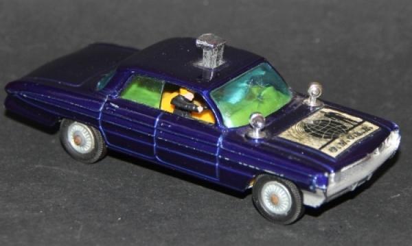 """Corgi Toys Oldsmobile Super 88 """"O.N.C.L.E"""" 1963 Metallmodell"""