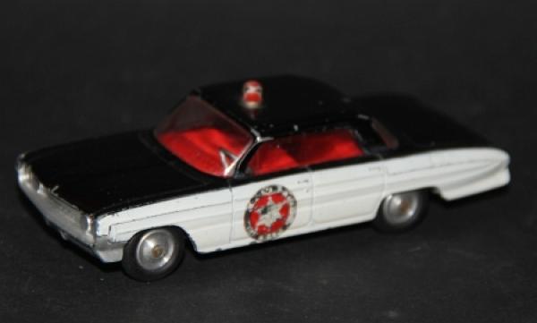 "Corgi Toys Oldsmobile Super 88 ""County Sheriff""1959 Metallmodell"