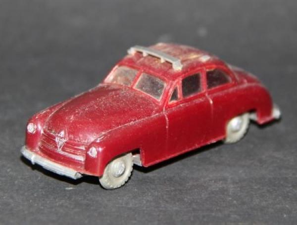 Siku Borgward 1800 V66 Plastikmodell 1957