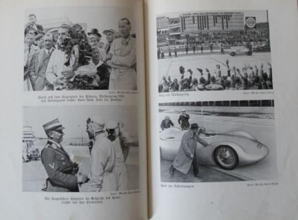 "Reh ""Der Meisterfahrer - Aus dem Leben Bernd Rosemeyers"" Rennfahrer-Biographie 1941 2"