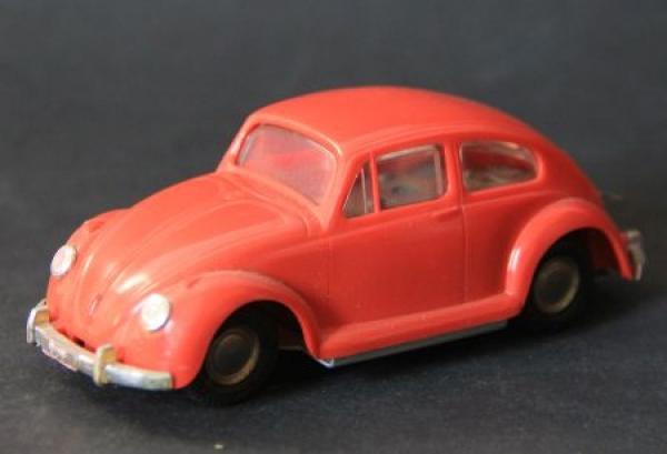 Dux Volkswagen Käfer 1960 Kunststoffmodell mit Uhrwerantrieb