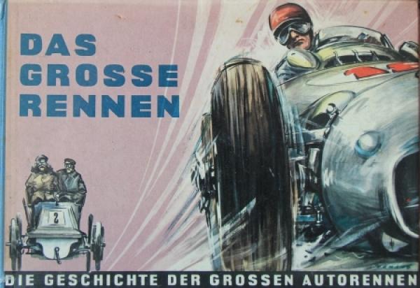 """Demand """"Die großen Rennen"""" Motorrennsport-Historie 1955"""