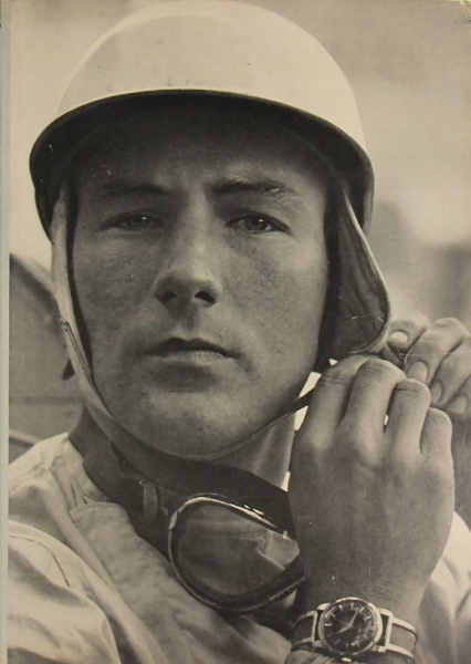 """Müller """"Rennfahrer"""" Rennfahrerbiographien 1963"""