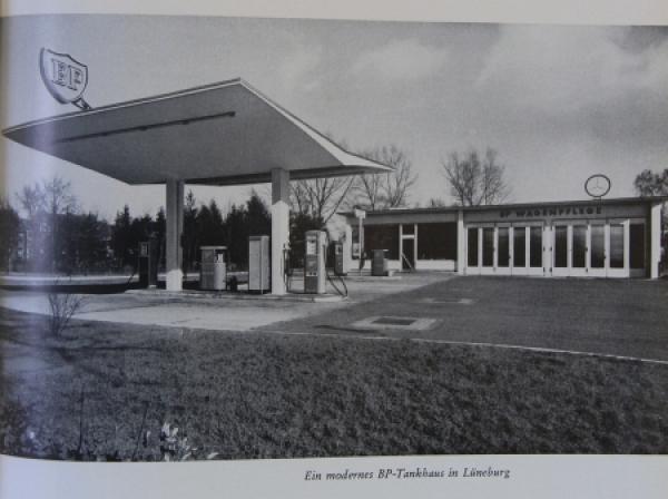 """""""BP Geschichte einer Oelgesellschaft 1904-1954"""" Firmenhistorie 1954 1"""