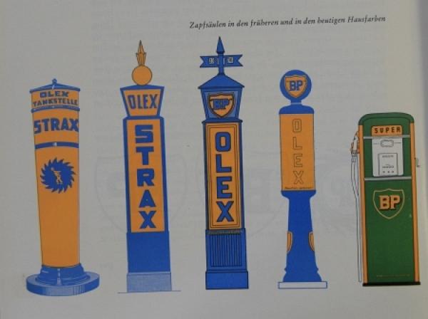 """""""BP Geschichte einer Oelgesellschaft 1904-1954"""" Firmenhistorie 1954 3"""