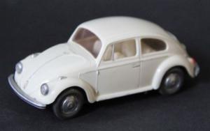 Wiking Volkswagen Käfer 1970 Plastikmodell