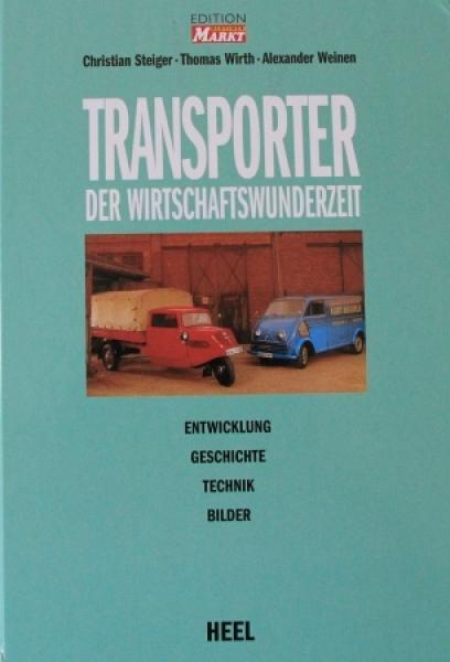 """Steiger """"Transporter der Wirtschaftswunderzeit"""" Fahrzeug-Historie 1996"""