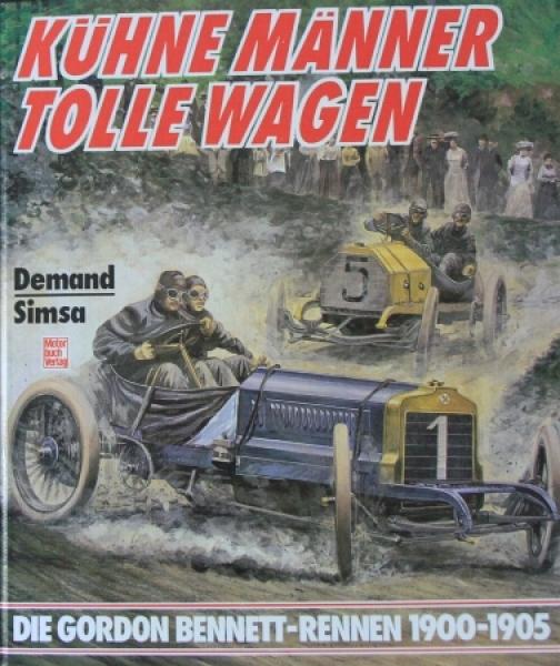 """Demand """"Kühne Männer, tolle Wagen"""" Motorsport-Historie 1987"""