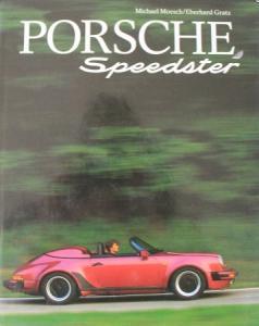 """Moesch """"Porsche Speedster"""" Porsche-Fahrzeughistorie 1991"""