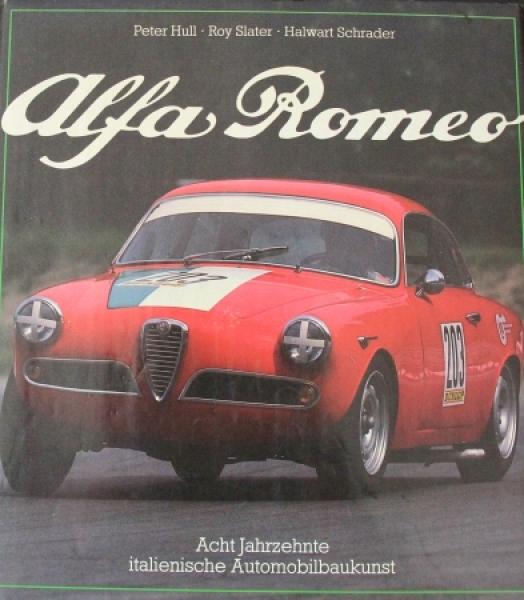 "Hull ""Alfa Romeo"" Alfa-Romeo Fahrzeughistorie 1986"