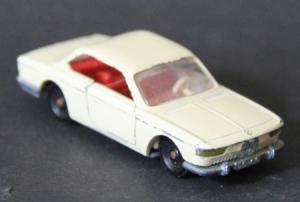 Siku BMW 2000 CS V266 Metallmodell 1967