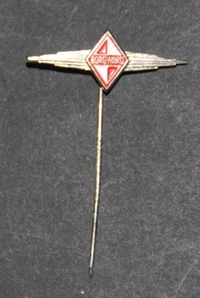 Borgward Anstecknadel Rhombus emailliert 1958