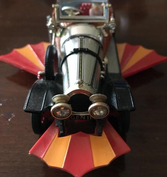 Corgi Toys Chitty Chitty Bang Bang 1969 Metallmodell