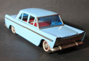 Dayia Fiat 1800 Japan-Blechmodell 1960