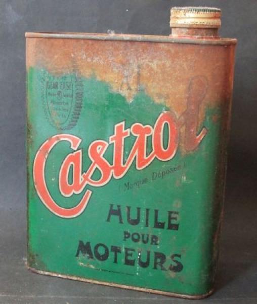 Castrol Huile pour Moteurs XL 1920 Oeldose 1 Liter