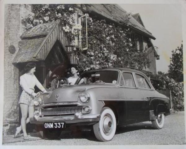 Vauxhall Victor 1962 Werks-Photo