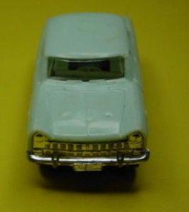 Faller AMS Fiat 1800 Kunststoffmodell mit Motor 1965
