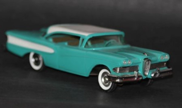 Edsel Ford US-Dealer-Promotion-Car 1958 Plastikmodell