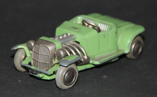 Schuco Ford 1932 Hot Rod Custom Roadster 1963 Micro-Racer Metall