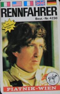 """Piatnik & Söhne """"Rennfahrer"""" Kartenspiel 1970"""