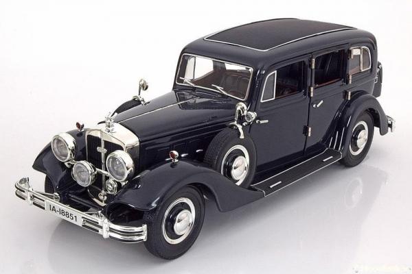 Horch 851 Pullmann Limousine 1936 Ricko Metallmodell