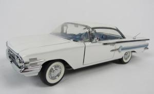 Franklin Mint Chevrolet Impala Coupe 1960 Metallmodell