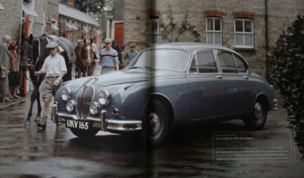 "Zöllter ""Jaguar XJ und alle Modelle seit 1922"" Jaguar-Historie 2010 2"