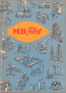 "Brinkmann Tabakfabrik ""MB-Fibel"" Firmen-Historie 1954"
