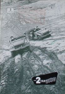 """""""Das 2 Takt Echo"""" Goliath-Magazin 1956"""