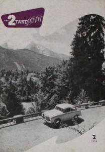 """""""Das 2 Takt Echo"""" Goliath-Magazin 1954"""