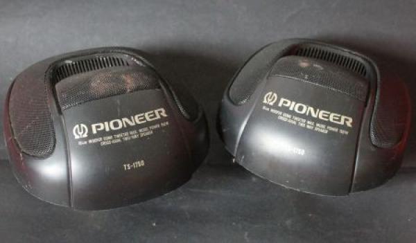 Pioneer Auto-Lautsprecher-Boxen TS-1759 Woofer Dome 1980