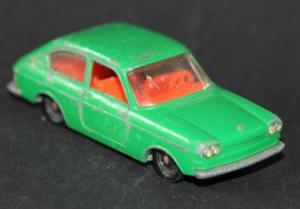 Siku Volkswagen 411 V 300 Metallmodell 1969