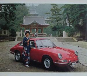 Porsche Jahreskalender 1965 in original Box