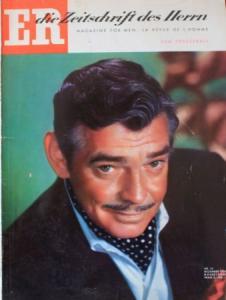 """""""ER die Zeitschrift des Herrn"""" Gesellschaftsmagazin 1958"""